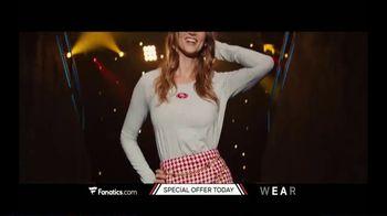 Fanatics.com Wear by Erin Andrews TV Spot, 'Fashion Forward' - Thumbnail 4