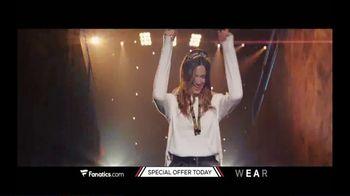Fanatics.com Wear by Erin Andrews TV Spot, 'Fashion Forward' - Thumbnail 5
