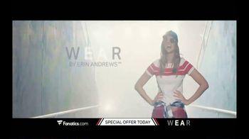 Fanatics.com Wear by Erin Andrews TV Spot, 'Fashion Forward' - Thumbnail 6