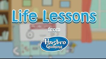 Hasbro Gaming TV Spot, 'Life Lessons: Problem Solving' - Thumbnail 2