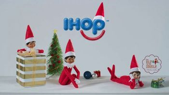 IHOP Elf on the Shelf Menu TV Spot, 'Straight From the North Pole' - Thumbnail 1