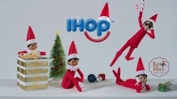 IHOP Elf on the Shelf Menu TV Spot, 'Straight From the North Pole' - Thumbnail 2