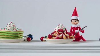 IHOP Elf on the Shelf Menu TV Spot, 'Straight From the North Pole' - Thumbnail 4