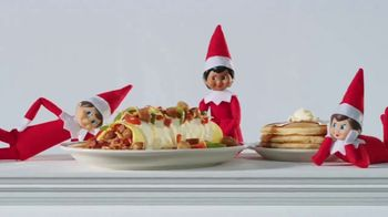 IHOP Elf on the Shelf Menu TV Spot, 'Straight From the North Pole' - Thumbnail 6