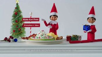 IHOP Elf on the Shelf Menu TV Spot, 'Straight From the North Pole' - Thumbnail 7