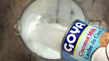 Goya Foods Coconut Products TV Spot, 'Holidays: Coquito' - Thumbnail 4