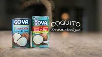 Goya Foods Coconut Products TV Spot, 'Holidays: Coquito' - Thumbnail 9
