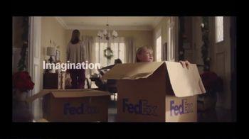 FedEx TV Spot, '2019 Holidays: Cardboard Box' - Thumbnail 10