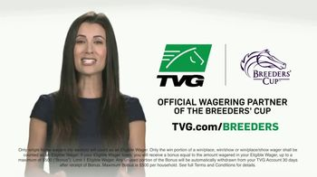 TVG Network TV Spot, 'Official Partner of the Breeders' Cup: $500 Bet' - Thumbnail 9