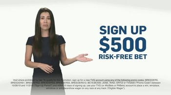 TVG Network TV Spot, 'Official Partner of the Breeders' Cup: $500 Bet' - Thumbnail 5