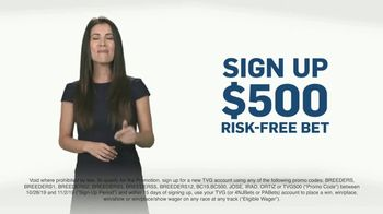TVG Network TV Spot, 'Official Partner of the Breeders' Cup: $500 Bet' - Thumbnail 6