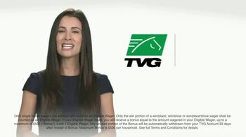 TVG Network TV Spot, 'Official Partner of the Breeders' Cup: $500 Bet' - Thumbnail 8