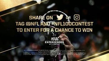NFL 100 TV Spot, 'Experiences of a Lifetime: Lift The Lombardi' - Thumbnail 6