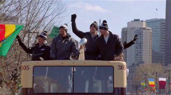 NFL 100 TV Spot, 'Experiences of a Lifetime: Lift The Lombardi' - Thumbnail 4