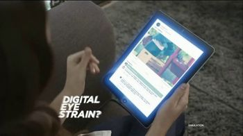 HD Vision Special Ops Blue Light Block TV Spot, 'Digital Eye Strain' - Thumbnail 1