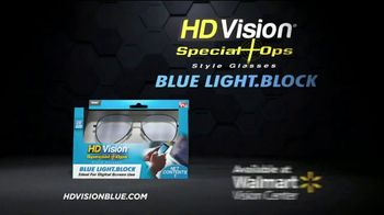 HD Vision Special Ops Blue Light Block TV Spot, 'Digital Eye Strain' - Thumbnail 10
