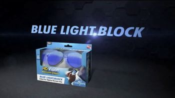 HD Vision Special Ops Blue Light Block TV Spot, 'Digital Eye Strain' - Thumbnail 3