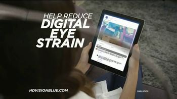 HD Vision Special Ops Blue Light Block TV Spot, 'Digital Eye Strain' - Thumbnail 6