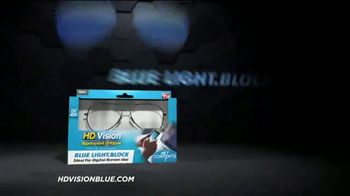 HD Vision Special Ops Blue Light Block TV Spot, 'Digital Eye Strain' - Thumbnail 8
