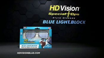HD Vision Special Ops Blue Light Block TV Spot, 'Digital Eye Strain' - Thumbnail 9