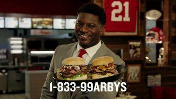 Arby's TV Spot, 'LaDainian Tomlinson's Arby's Steakhouse' - Thumbnail 1