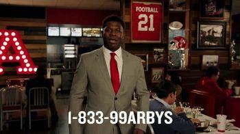 Arby's TV Spot, 'LaDainian Tomlinson's Arby's Steakhouse' - Thumbnail 2