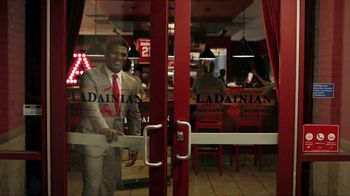 Arby's TV Spot, 'LaDainian Tomlinson's Arby's Steakhouse' - Thumbnail 3