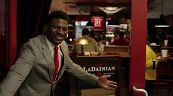 Arby's TV Spot, 'LaDainian Tomlinson's Arby's Steakhouse'