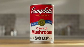 Campbell's Cream of Mushroom Soup TV Spot, 'Classic Green Bean Casserole' Song by Bing Crosby - Thumbnail 5