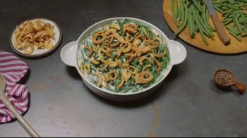 Campbell's Cream of Mushroom Soup TV Spot, 'Classic Green Bean Casserole' Song by Bing Crosby - Thumbnail 1