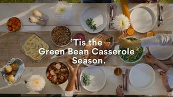 Campbell's Cream of Mushroom Soup TV Spot, 'Classic Green Bean Casserole' Song by Bing Crosby