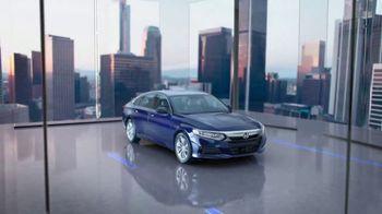 Honda Accord TV Spot, 'All by Itself' [T2]
