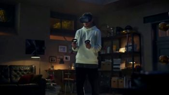 Oculus Quest TV Spot, 'Defy Reality: Beat Saber' Featuring Eric Wareheim