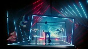 Oculus Quest TV Spot, 'Defy Reality: Beat Saber' Featuring Eric Wareheim - Thumbnail 2