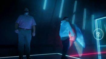 Oculus Quest TV Spot, 'Defy Reality: Beat Saber' Featuring Eric Wareheim - Thumbnail 4