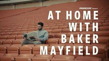 Progressive TV Spot, 'Baker Mayfield Eats Breakfast' - Thumbnail 1