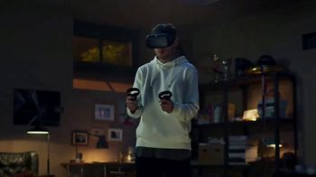 Oculus Quest TV Spot, 'Reality Meets Virtual Reality' Featuring Eric Wareheim