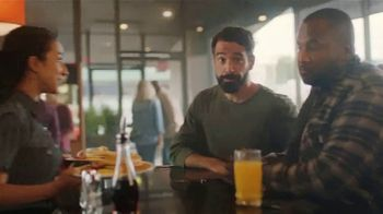 Denny's Super Slam TV Spot, 'Super Hungry: $5.99' - 1347 commercial airings