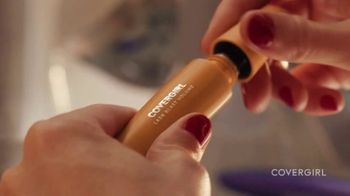 CoverGirl LashBlast Mascara TV Spot, 'I Am What I Make' Featuring Shelina Moreda, Song by Peaches - Thumbnail 2
