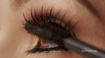 CoverGirl LashBlast Mascara TV Spot, 'I Am What I Make' Featuring Shelina Moreda, Song by Peaches - Thumbnail 3