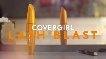 CoverGirl LashBlast Mascara TV Spot, 'I Am What I Make' Featuring Shelina Moreda, Song by Peaches - Thumbnail 6