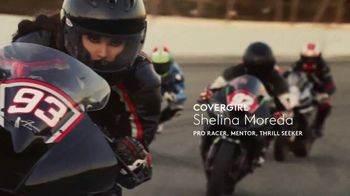 CoverGirl LashBlast Mascara TV Spot, 'I Am What I Make' Featuring Shelina Moreda, Song by Peaches