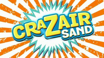 Cra-Z-Air Sand TV Spot, 'So Cool, So Amazing' - Thumbnail 1