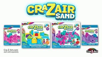 Cra-Z-Air Sand TV Spot, 'So Cool, So Amazing' - Thumbnail 8