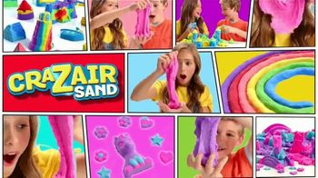 Cra-Z-Air Sand TV Spot, 'So Cool, So Amazing' - Thumbnail 7