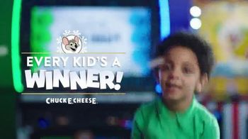 Chuck E. Cheese's TV Spot, 'This Holiday Every Kid's a Winner: Instant Win Game Piece' - Thumbnail 1