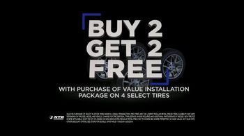 National Tire & Battery Black Friday TV Spot, 'Buy Two Tires, Get Two Free' - Thumbnail 4