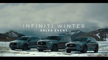 Infiniti Winter Sales Event TV Spot, 'Snow and Surf' Song by Hannah Williams & The Affirmations [T1] - Thumbnail 9