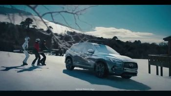 Infiniti Winter Sales Event TV Spot, 'Snow and Surf' Song by Hannah Williams & The Affirmations [T1]
