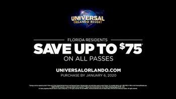 Universal Orlando Resort TV Spot, 'We Belong Here: Save $75' - Thumbnail 9